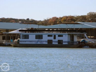 Lakeview 16' x 64' Houseboat, 64', for sale - $99,999
