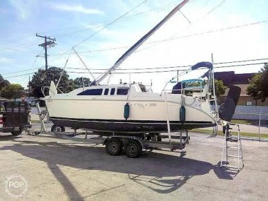 Hunter 260, 260, for sale - $21,595