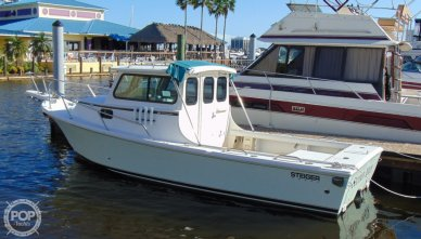 Steiger Craft 23 Chesapeake, 23, for sale - $36,900