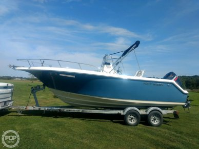 2008 KEY WEST 225 CC BLUEWATER