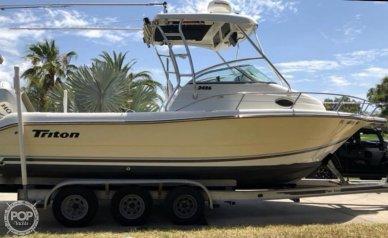 Triton 2486 WA, 2486, for sale - $28,500