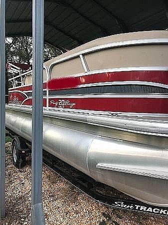 Sun Tracker 22 DLX, 22, for sale - $22,250