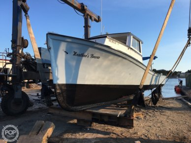Harkers Island 36 Work Boat, 36', for sale - $32,800