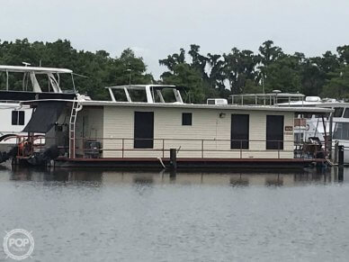 "Custom 55"" Home Made Custom Houseboat, 55, for sale - $82,500"