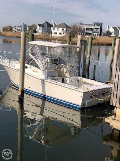 Albemarle 268 Express Fisherman, 25', for sale - $33,000