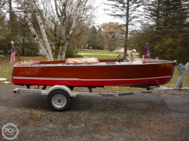 Chris-Craft Model 300 Deluxe Runabout, 300, for sale - $23,750