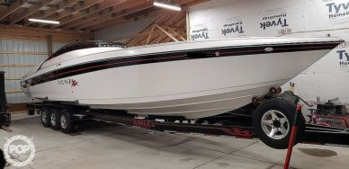 Donzi 38 ZX, 38, for sale - $91,200