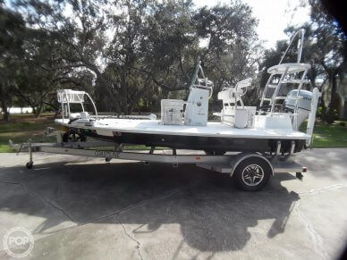 2014 New Water Boatworks 17 Curlew - #2