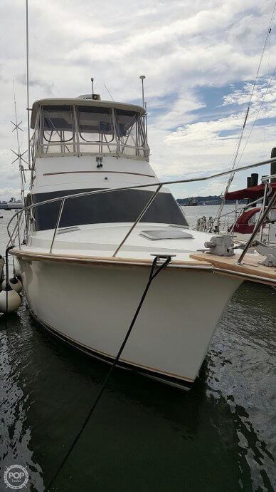 Ocean Yachts 38 Super Sport, 38, for sale - $59,900