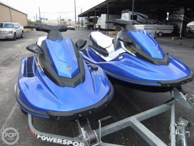 Yamaha EX Deluxe Waverunners (pair), PWC, for sale - $18,399