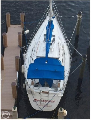 Hunter 34, 34, for sale - $33,000