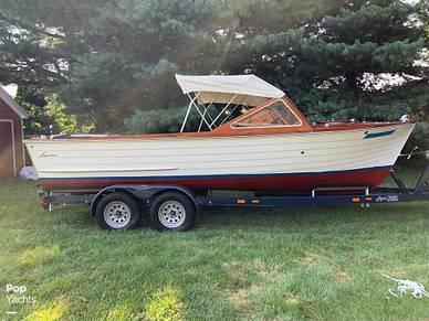 Lyman 21 Inboard-Outboard, 21, for sale - $17,750