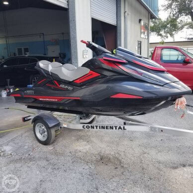 Yamaha FX Cruiser SHVO, PWC, for sale - $16,750