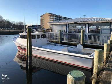 Evans Boats Custom Deadrise, 38', for sale - $185,000
