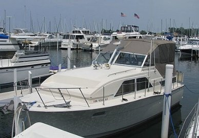 Chris-Craft Catalina 350, 350, for sale - $54,500