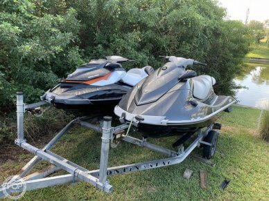 Yamaha 2013 Yamaha VX Deluxe and & 2012 Sea Doo GTI SE, PWC, for sale - $15,650