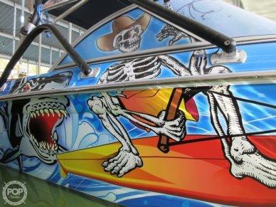 Surf Skeleton Graphic