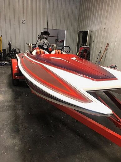 Eliminator Tunnel Hull, 19', for sale - $44,500