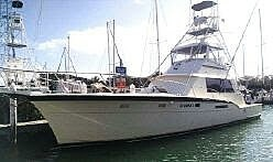 Hatteras 53 Convertible, 53, for sale - $172,200