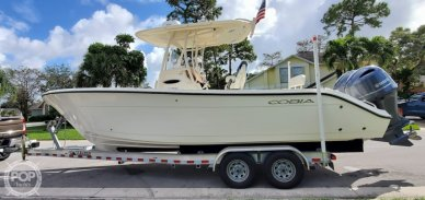 Cobia 261 CC, 261, for sale