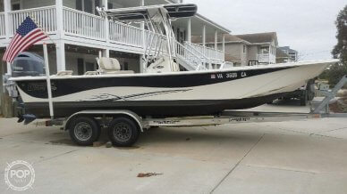 Carolina Skiff 238 DLV, 238, for sale - $38,900