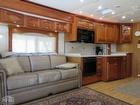 Passenger Side Sofa/kitchen