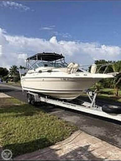 Sea Ray 250 Express Cruiser, 250, for sale - $15,250