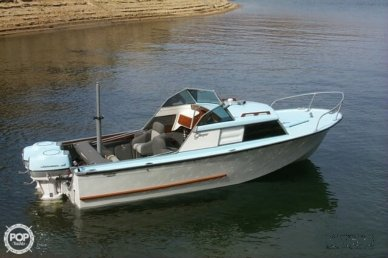 Glasspar Seafair Sedan, 17', for sale - $29,000