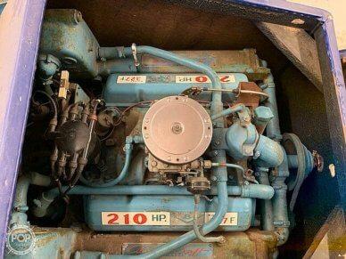 327F 210hp engine