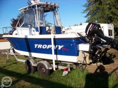 Trophy Pro 2152WA HT, 2152, for sale