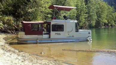 Sun Tracker Party Barge 32, 32, for sale