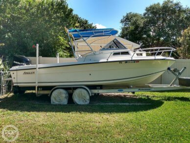 Angler 220 WA, 220, for sale - $25,250