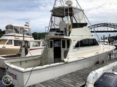 Harris 36, 36, for sale - $39,999