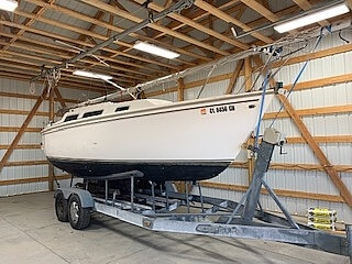 Catalina C-25 Tall Rig, 25, for sale - $13,900