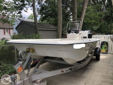 Mako INSHORE PRO 17 SKIFF, 17, for sale - $20,250