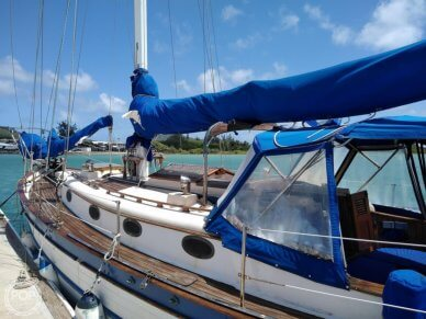 Union 36 Cutter, 36, for sale - $48,000