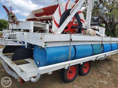 Homebuilt Harley Davidson Powered Paddle Boat, 20', for sale - $19,995