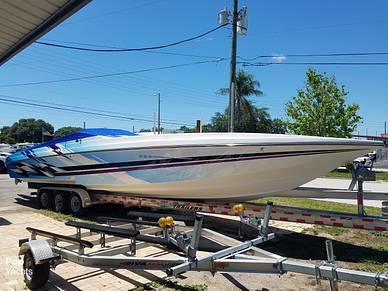 Active Thunder 37 Custom, 37, for sale - $84,500