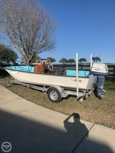 Boston Whaler Nauset 17, 17, for sale - $26,999