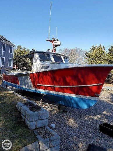 Harris 36, 36, for sale
