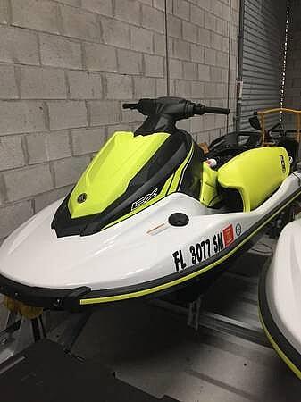 Yamaha EX, PWC, for sale - $19,990