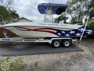 Fountain 23 FX, 23, for sale - $28,900