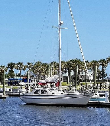 U.S. Yacht 35, 35, for sale - $28,500