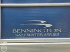 2014 Bennington 22 SSX Tritoon Salt Water Series