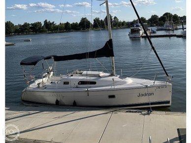 Hunter 27, 27, for sale - $37,000