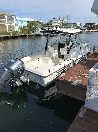 Hydra-Sports Seahorse 230, 230, for sale - $24,650