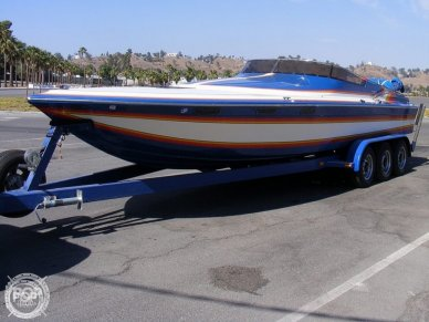 Hallett Offshore 7.9 EXP, 26', for sale - $19,750