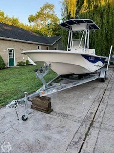 Carolina Skiff 218 DLV, 218, for sale - $32,500