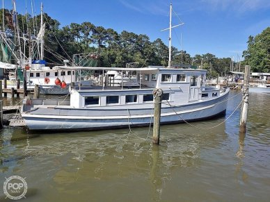Covacevich Biloxi Lugger 38, 38, for sale - $42,200