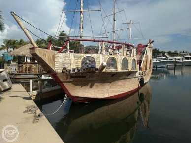 Homebuilt 35 Pirate Ship, 35, for sale - $22,250